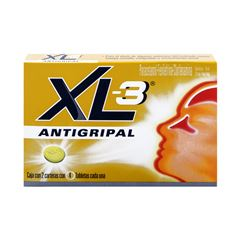 XL-3 Antigripal - Sanborns