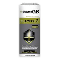Sistema GB Shampoo 2  230 ml - Sanborns