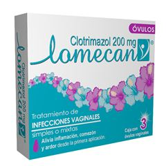 Lomecan Ovulos Img Floral E-10 - Sanborns