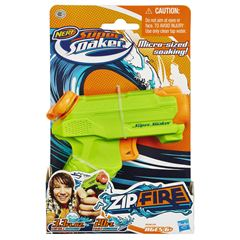 Lanzador Nerf Super Soaker Zip Fire - Sanborns