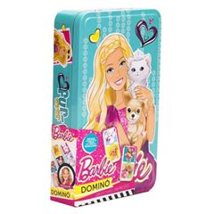 Domino Tin Barbie  JCA-509 multicolor niña - Sanborns