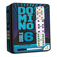 Dominó Novelty de colores 6D581 - Sanborns