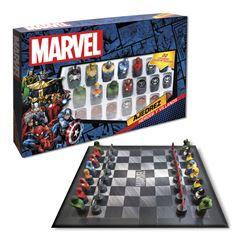 Ajedrez Marvel - Sanborns