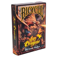 Bicycle age of dragons Novelty - Sanborns