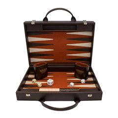 Backgammon Frengie Novelty marrón - Sanborns