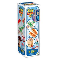 Torre de Madera 3 en 1 Toy Story 4 Novelty - Sanborns