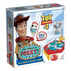 Juego de Mesa No Tires a Forky Toy Story 4 Novelty - Sanborns