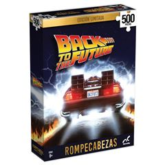 Rompecabezas Películas de Culto T2020 Back to the future - Sanborns
