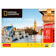 Rompecabezas 3D National Geographic City Travel Londres - Sanborns