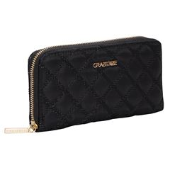 Cartera Crabtree  E2428 negro - Sanborns