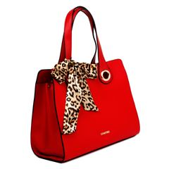 Bolsa Crabtree En Sintético Color Rojo - Sanborns