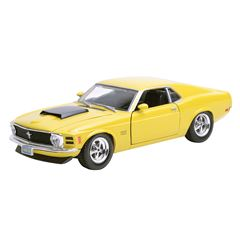 1:24 1970 Ford Mustang Boss 429 - Sanborns