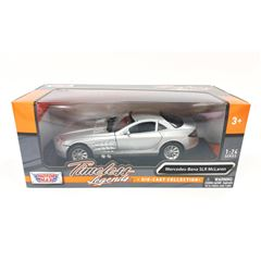 Carro Escala 1:24 Mercedes-Benz Slr Mclaren - Sanborns