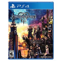 PS4 Kingdom Hearts 3 - Sanborns