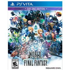 World Of Final Fantasy PlayStation 4 - Sanborns