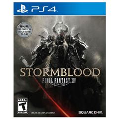 Final Fantasy XIV Stormblood PlayStation 4 - Sanborns