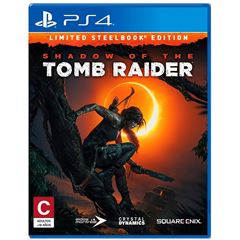 PS4 Shadow of the Tomb Raider - Sanborns