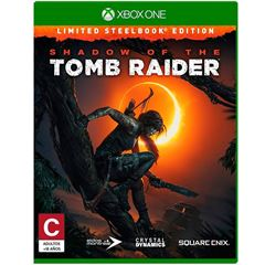Shadow of the Tomb Raider Xbox One - Sanborns