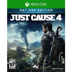 Xbox One Just Cause 4 Limited Edition - Sanborns