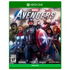 Xbox One Marvel Avengers - Sanborns