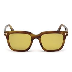 Lente de sol Tom Ford FT0646 en café - Sanborns