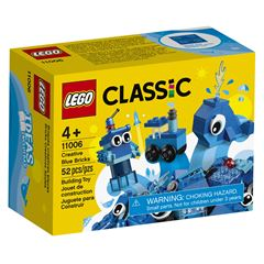 Bricks Creativos Azules Lego - Sanborns