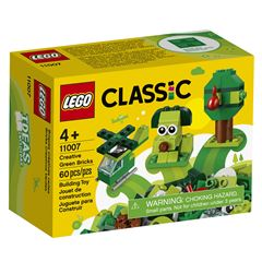 Bricks Creativos Verdes Lego - Sanborns