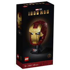 Casco de Iron Man - Sanborns