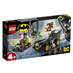 Batman vs. The Joker: Persecución en el Batmobile 76180 Super Heroes  Lego construcción niños - Sanborns