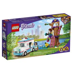 Ambulancia de la Clínica Veterinaria Lego Friends 41445 - Sanborns