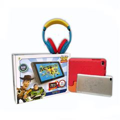 Tablet Toy Story Kit Ultra Bumper - Sanborns