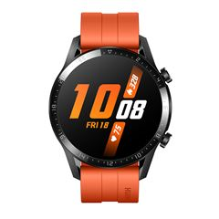 Huawei Watch GT 2 Sport Naranja - Sanborns