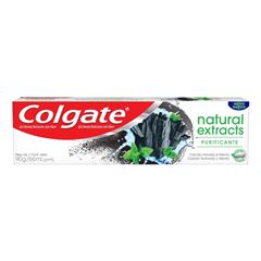 Pasta Colgate Natural Extracts Purificante 90g - Sanborns
