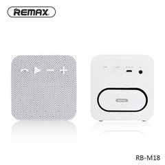 Bocina Tela Remax Rbm18 Bluetooth Blanco - Sanborns