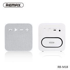 Bocina Tela Remax Rbm18 Bluetooth Blanco - Sanborns
