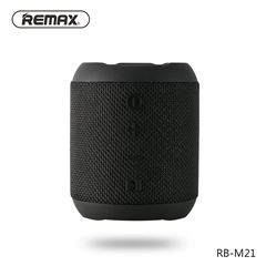 Bocina Remax Rbm21 Negra Waterproof - Sanborns