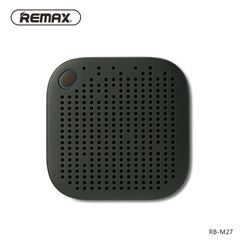 Bocina Metal Remax Rbm27 Bluetooth Verde - Sanborns