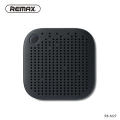 Bocina Metal Remax Rbm27 Bluetooth Azul - Sanborns