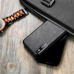 Funda Remax iPhone X Yiming RM166 Negra - Sanborns