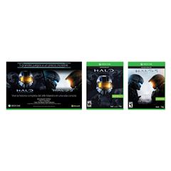 Bundle Xbox One Halo 5 + Master - Sanborns
