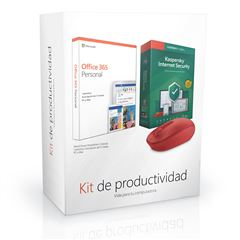 Bundle Office 365 Personal+ Mouse+ Antivirus - Sanborns