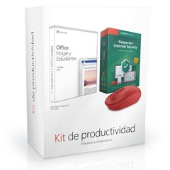 Office PC Home Student+ Antivirus y Mouse - Sanborns