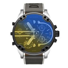 Reloj Diesel Mr. Daddy 2.0 Multicolor Para Caballero - Sanborns