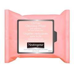 Neutrogena Pink Grapefruit Wipes - Sanborns