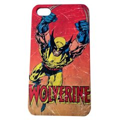 Marvel Case Wolverine Red Rage For iPod Touch 4G - Sanborns