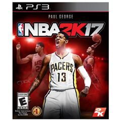 NBA 2K17 PlayStation 3 - Sanborns