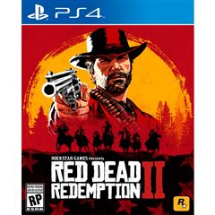 PS4 Red Dead Redemption 2 - Sanborns