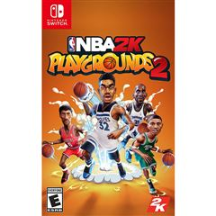 NSW NBA 2K Playgrounds 2 - Sanborns