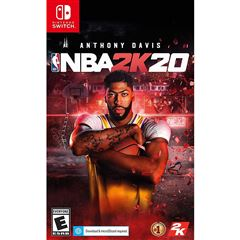 Preventa NSW NBA 2K20 - Sanborns