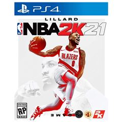 NBA 2K21 PS4 - Sanborns